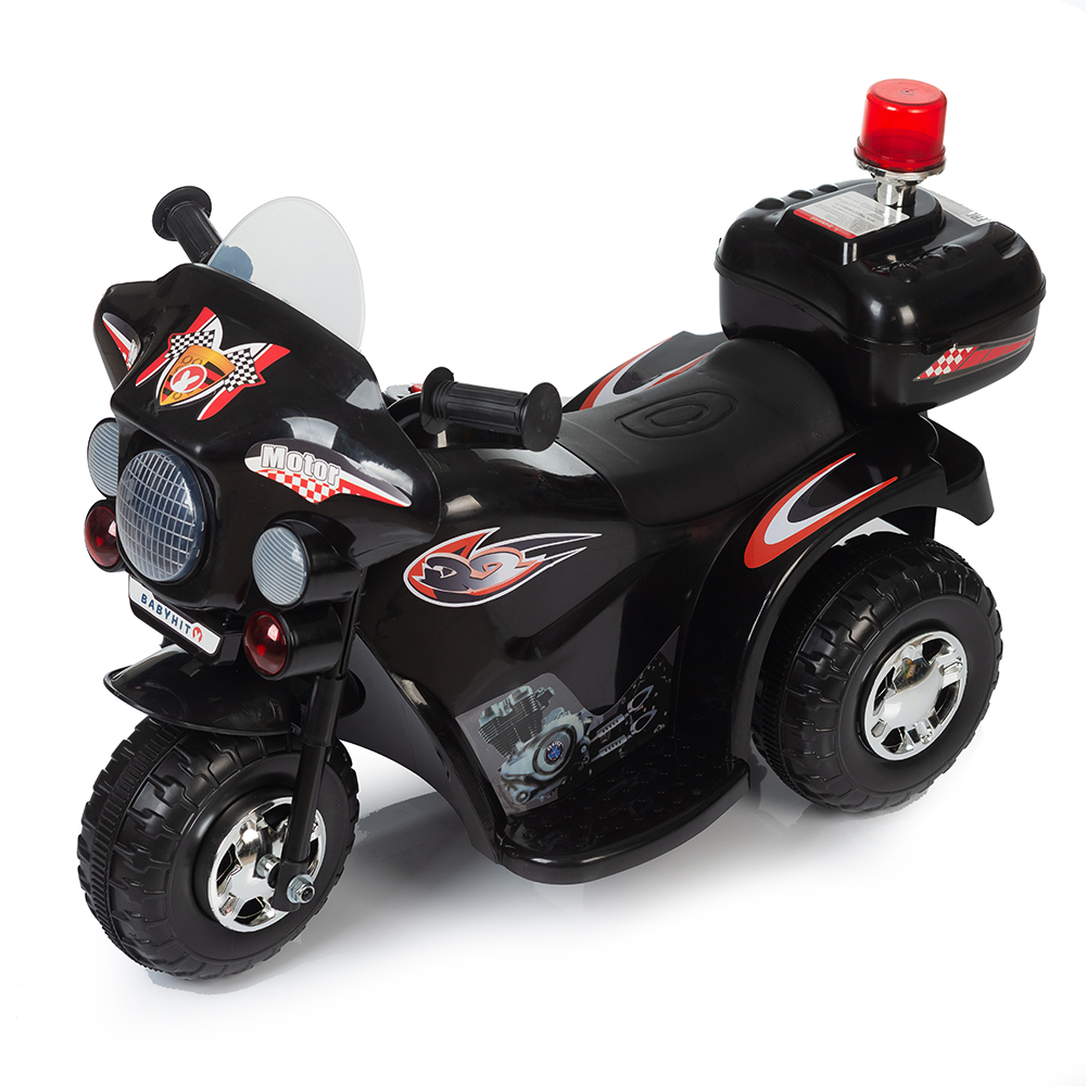 BabiHit Little Biker Black