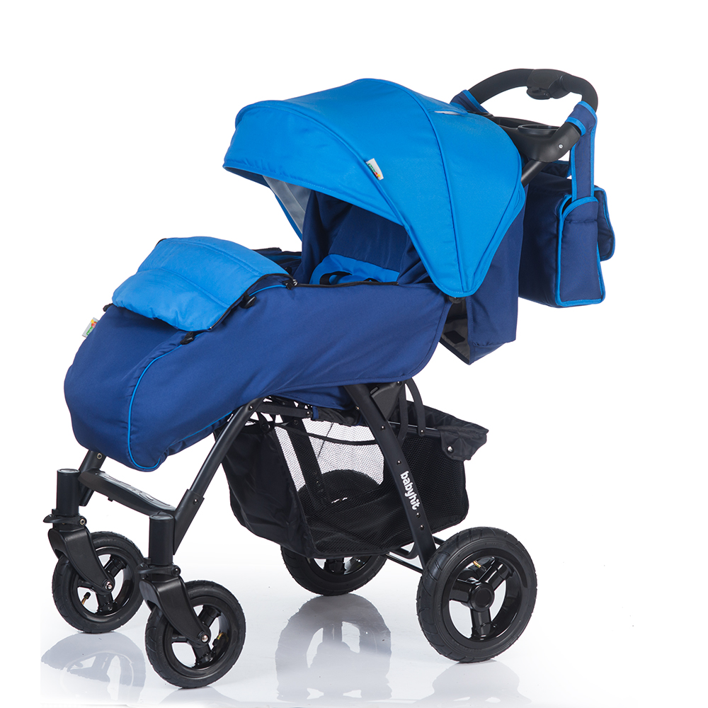 Коляска BabyHit Travel Air Blue