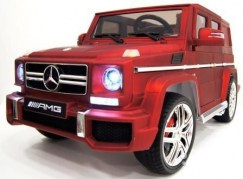 Электромобиль Mercedes G63 Matt Cherry