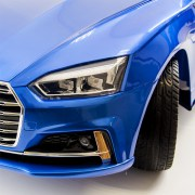 Audi S5 Blue Metallic