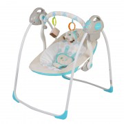 Качели Baby Care Riva Blue