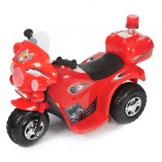 BabiHit Little Biker Red