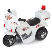 BabiHit Little Biker White