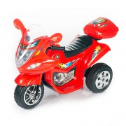 BabyHit Little Racer Red