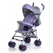 Babyhit Dandy Purple-Grey-Linen