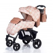 Коляска BabyHit Travel Air Biege