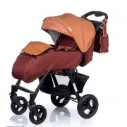 Коляска BabyHit Travel Air Brown