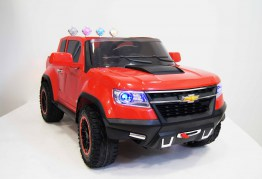 Электромобиль Chevrolet Colorado Red