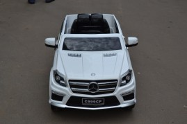 Электромобиль Mercedes GL63 White