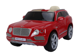 Электромобиль Bentley Bentayga Red