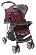 Graco mirage+ plum