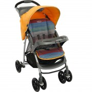 Graco mirage+ Jaffa Stripe