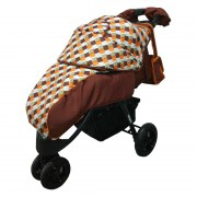 BabyHit Voyage Air Brown-Orange